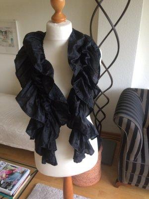 100 Bufanda negro