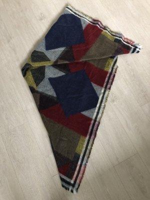 Schal, Zara, 145x122cm, bunt