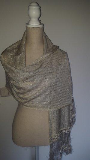 Sjaal zilver