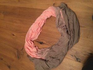 Codello Sciarpa beige-rosa chiaro