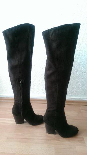 Schenkelhohe Stiefel von H&M