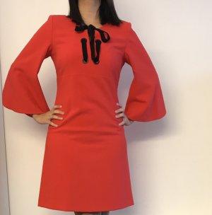 Madeleine Mini Dress red