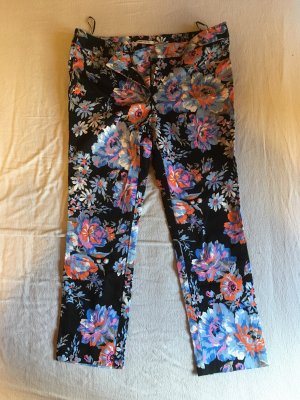 Asos Pantalón tobillero multicolor Algodón