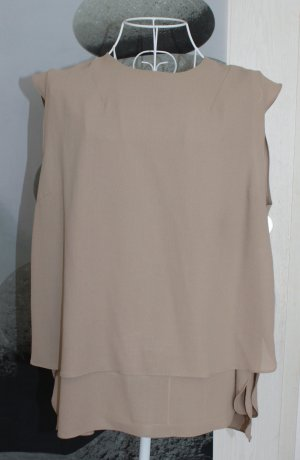 Schicke ärmellose Bluse