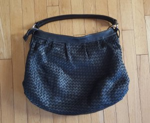 Liebeskind Berlin Shopper gris anthracite cuir
