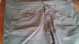Edc Esprit Pantalón de color caqui caqui Algodón