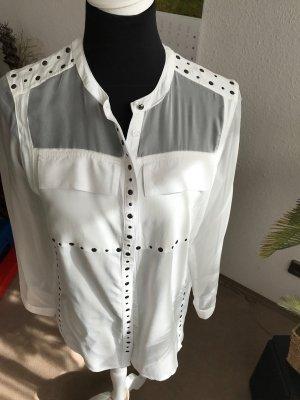 !!! Schicke BiBa Bluse mit vielen Details, top Zustand !!!