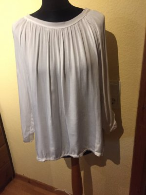 Made in Italy Jeans blouse wit