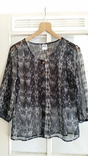 Vero Moda Transparent Blouse multicolored polyester