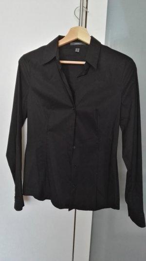 Esprit Cuello de blusa negro