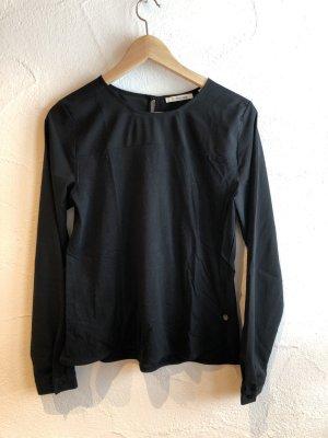 Schicke Bluse in elegantem Schwarz