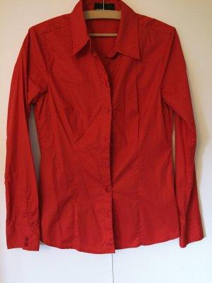 Schicke Bluse in rot - VERO MODA