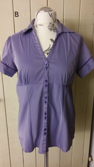 Schicke Bluse mit formgebender Naht unter der Brust von s.Oliver