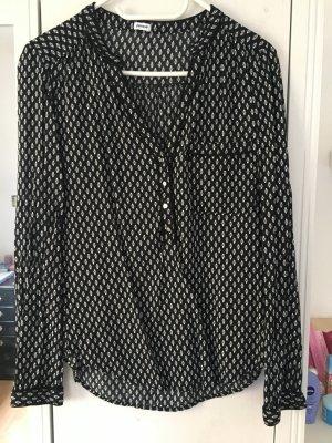 Schicke Bluse mit Muster