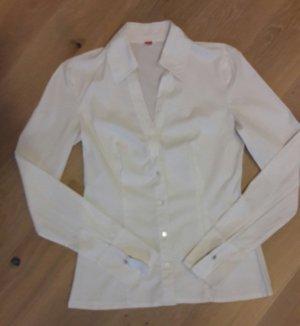 Schicke Bluse mit tollen Manschettenknöpfen