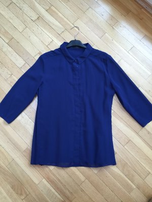 Schicke Bluse von COS in Gr. 38 dunkelblau