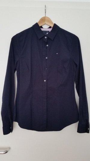 Schicke Bluse von Tommy Hilfiger in Dunkel-Blau
