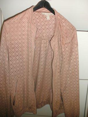 Zara Bomberjack roze Polyester