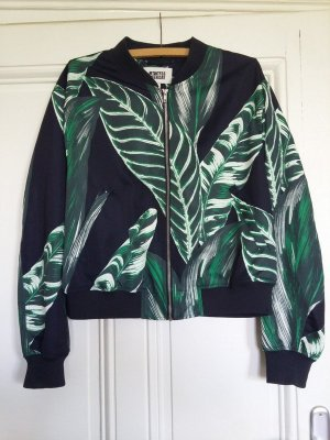 MTWTFSSWEEKDAY Giacca bomber multicolore Materiale sintetico