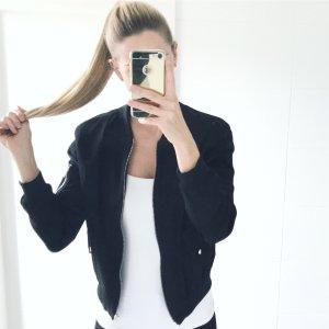 schicke Bomberjacke Zara