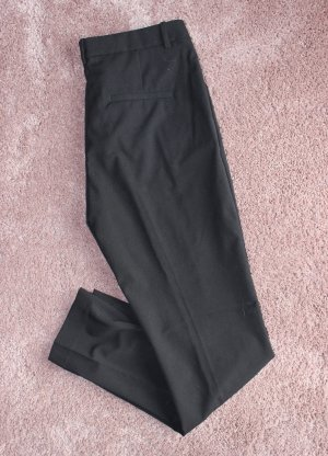 Schicke Business Hose in schwarz