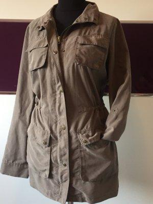 Schicke Cargo Jacke, Parka Gr. M, vero moda