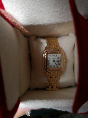 schicke Cartier Uhr - Liebhaberstück -
