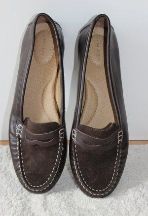 Schicke Damen Schuhe in braun