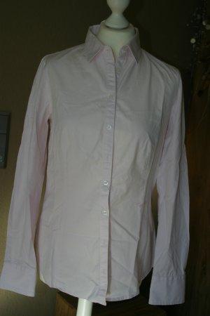 Blusa de manga larga rosa Algodón