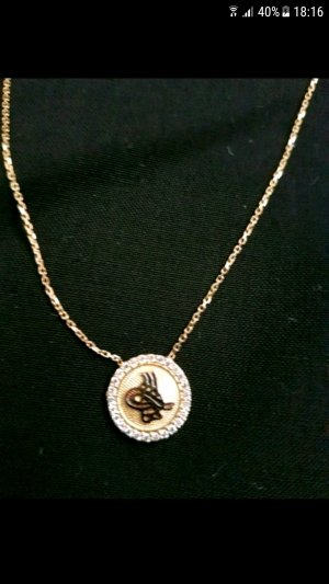 schicke Goldkette 585