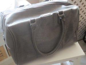 schicke graue Tasche von Mango
