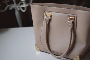 Schicke große Shoppingbag