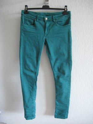 Schicke grüne Jeans von H&M Gr.42