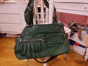 schicke grüne Tasche