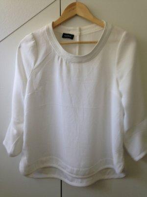 Schicke, halbtransparente Bluse von Kookai.
