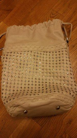 schicke handtasche italienisches Design in beutelform