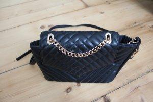 Schicke Handtasche mit Steppung