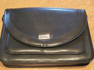Schicke Handtasche, schwarz