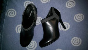 Schicke Heel-Stiefellette!!!