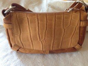 Schicke hellbraune Tasche