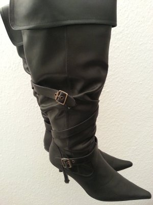 Blink High Boots black-anthracite