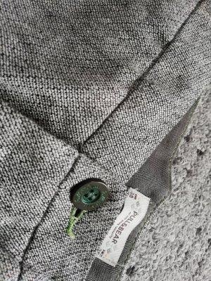Pull & Bear Pantalone da abito grigio