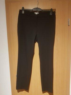 H&M Conscious Exclusive Pantalone da abito nero