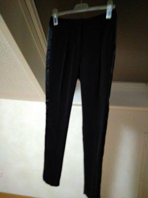 Schicke Hose in Schwarz