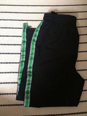 Boohoo Pantalone peg-top multicolore Poliestere