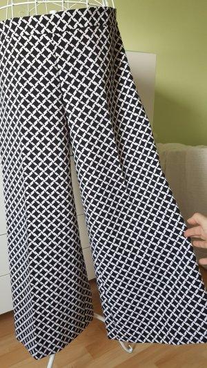 Michael Kors 7/8 Length Trousers white-black