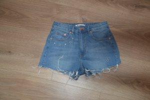 H&M Hot pants multicolore