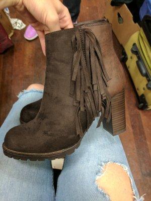 Schicke Indianer Schuhe :)