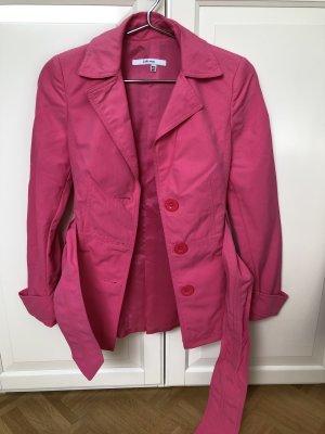 Schicke Jacke Blazer in pink
