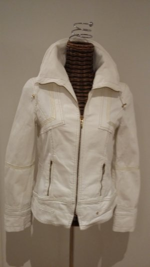 Biba Denim Jacket natural white